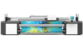 Η SwissQprint παρουσιάζει τον εκτυπωτή Karibu roll-to-roll που διπλασιάζει την παραγωγικότητα