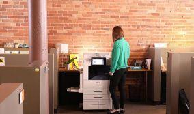 Eκτυπωτές Xerox με τεχνολογία ConnectKey®