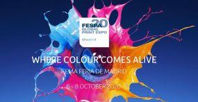 Η FESPA 2020 επιστρέφει στην Μαδρίτη τον Οκτώβριο!