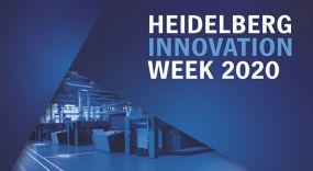 Heidelberg Innovation Week - Πενθήμερη online εκδήλωση με επίκεντρο το δικό σας ανταγωνιστικό πλεονέκτημα.