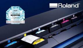 Βραβείο Product of the Year 2020 για τα μελάνια Roland TR2