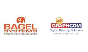 H GRAPHCOM επίσημη αντιπρόσωπος της Bagel Systems στην Ελλάδα