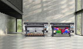 Νέες σειρές μηχανημάτων HP Latex 700&800