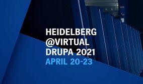 Virtual.drupa 2021 - Η Heidelberg παρουσιάζει την αυτόνομη παραγωγή εκτύπωσης με ολοκληρωμένες λύσεις end-to-end