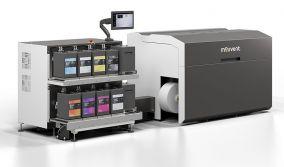 Η BOBST βελτιώνει το σχεδιασμό της ψηφιακής ετικετέζας Mouvent LB701-UV για καλύτερη εμπειρία χρήστη