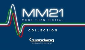 Η GUANDONG προβλέπει το μέλλον με την παρουσίαση της σειράς ΜΜ21