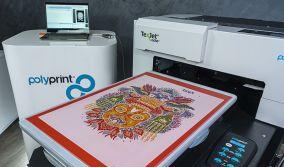 H Polyprint παρουσιάζει το DTF Xpress