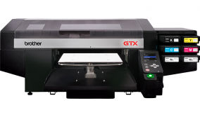Εκτυπώσεις και σε δέρμα με τα DTG εκτυπωτικά Brother GTX