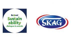 Η SKAG απέσπασε το βραβείο στα Bravo Sustainability Αwards 2021