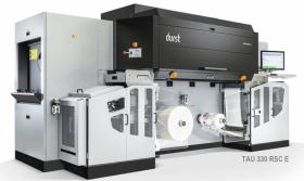 Νέα εγκατάσταση Durst Tau RSC-Ε από τη Lino